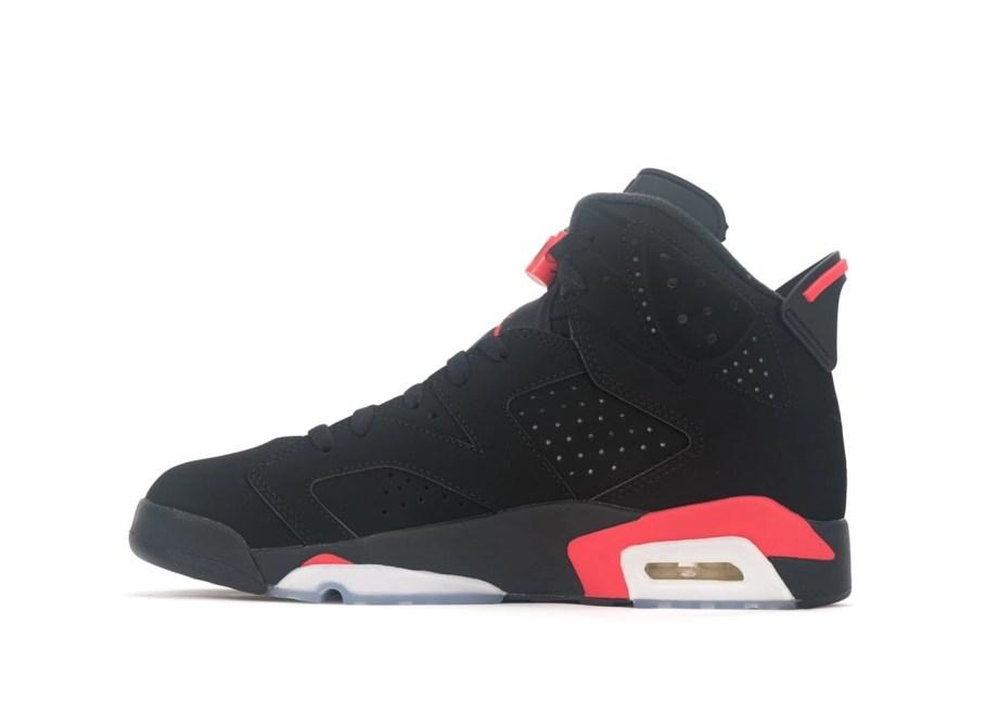 Air Jordan 6 Black Infrared 384664-060 (2)