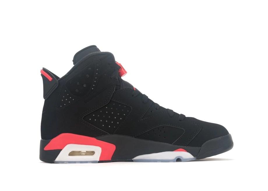 Air Jordan 6 Black Infrared 384664-060 (3)