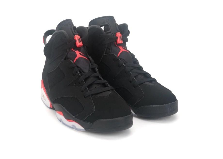 Air Jordan 6 Black Infrared 384664-060 (5)