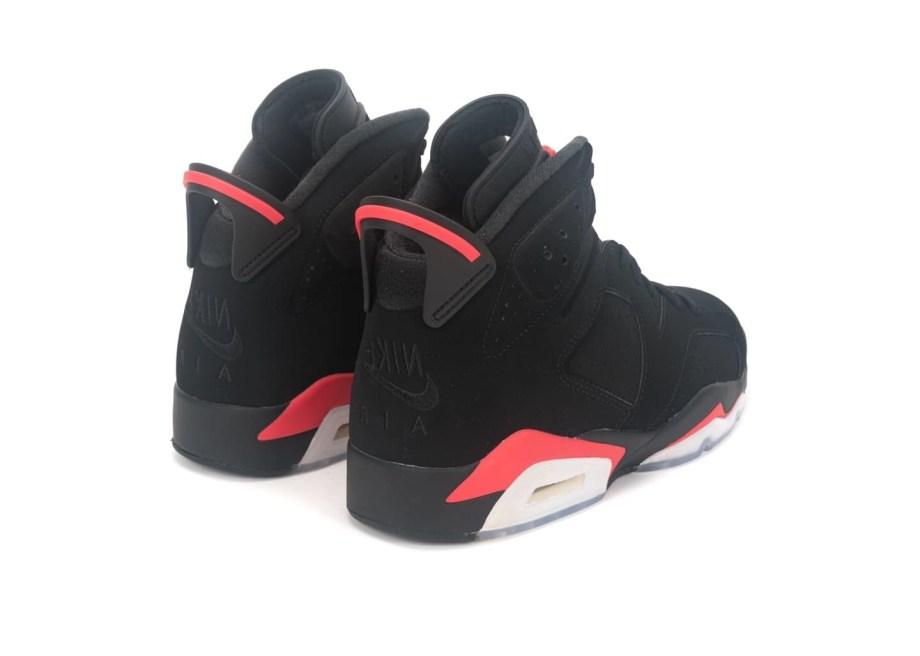 Air Jordan 6 Black Infrared 384664-060 (7)