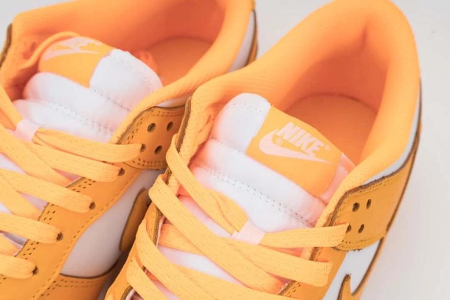 """Nike Dunk Low """"Laser Orange"""" DD1503-800 (12)"""