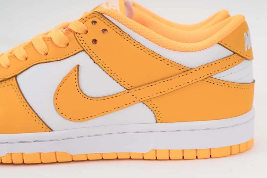 """Nike Dunk Low """"Laser Orange"""" DD1503-800 (15)"""