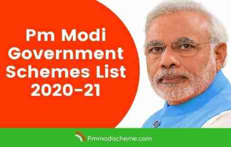 Pm Modi Government Schemes