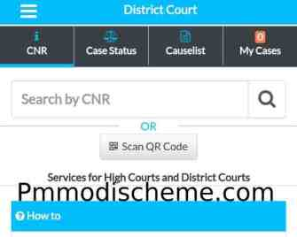 Search By CNR Number