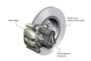 How Electric Parking Brakes (EPB) work  Part 1  Professional Motor Mechanic