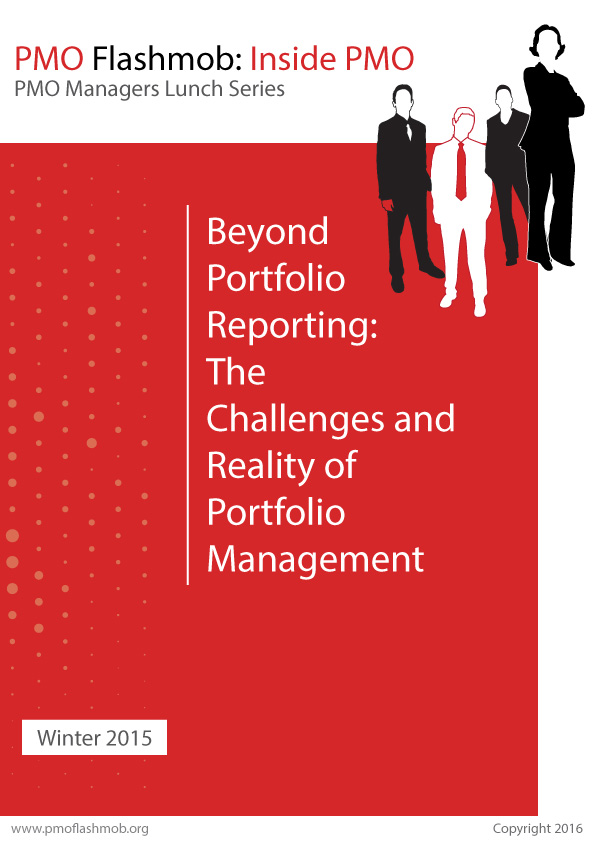 Inside PMO - Portfolio Management