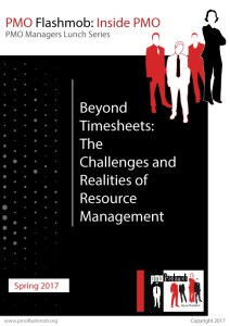 Beyond Timesheets - Inside PMO Report Spring 2017