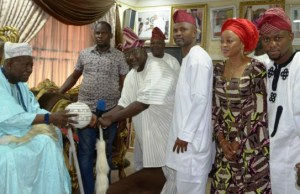 Oyo Information Commissioner and Olubadan