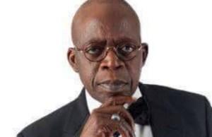 Senator Bola Ahmed Tinubu