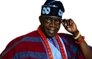 Asiwaju Bola Ahmed Tinubu...2019 assignments about to start...