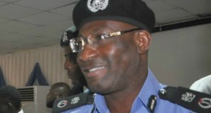 Fatai Owoseni, the Commissioner of Police in charge of Lagos Command...