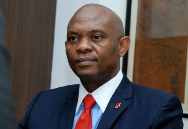 Tony Elumelu of Tony Elumelu Foundation