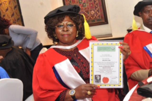 Dr Abiodun Laja