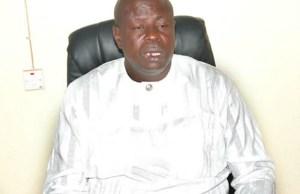 Alhaji Taofeek Oyerinde Fele, NURTW Boss in the South West...(NigerianTribune photo)