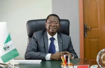Professor Ayobami Salami