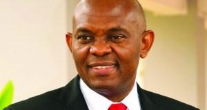 Tony Elumelu of UBA