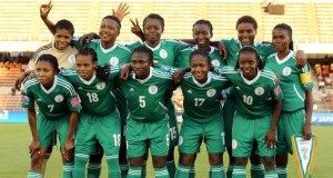 Nigeria's Falconets