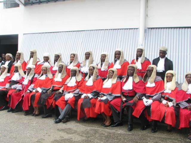 Judges under Oyo State High Court