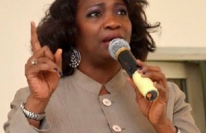 Senior Special Assistant to the President on Foreign Affairs and Diaspora Matters, Abike Dabiri-Erewa