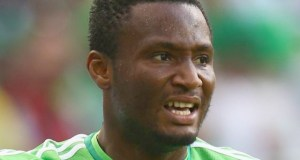 John Mikel Obi...on the march once again...