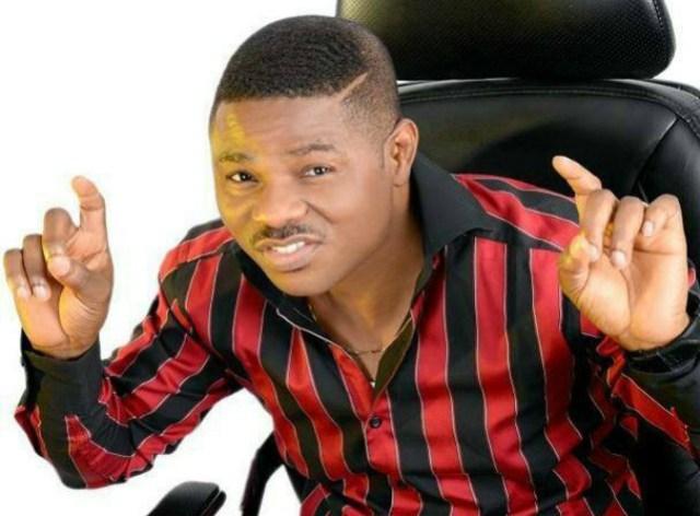 Olayinka Joel Ayefele...still thankful to God...