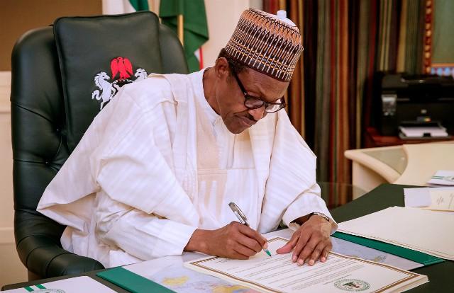 President Muhammadu Buhari...optimistic...