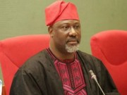 Senator Dino Melaye...as controversial as ever...