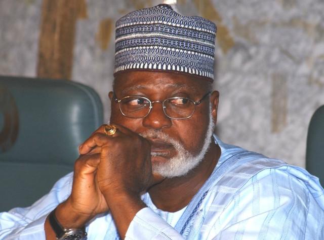 General Abdulsalami Abubakar...