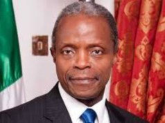Vice President Yemi Osinbajo...expected in Ibadan on Monday...