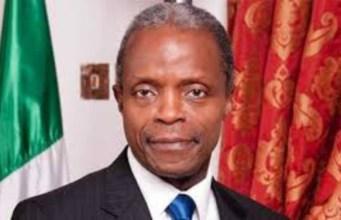 Vice President Yemi Osinbajo...expected in Ibadan on Monday...
