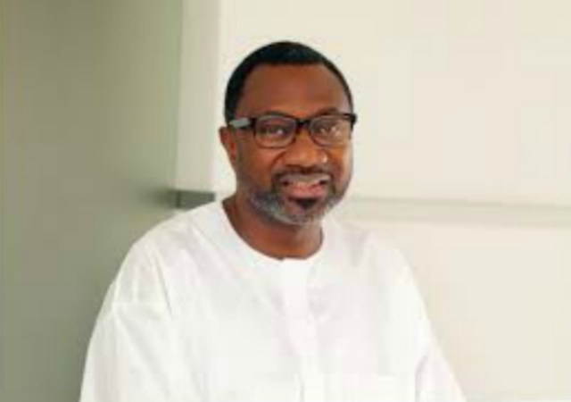Femi Otedola...ready to tackle Akinwunmi Ambode in Lagos...?