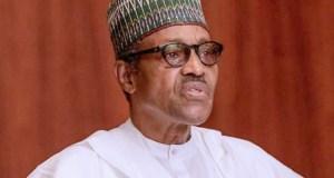 President Muhammadu Buhari...getting ready to storm Ekiti State to honour Dr Kayode Fayemi...