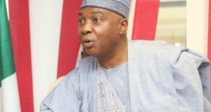 Dr Bukola Saraki, the Senate President...