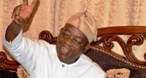 Gboyega Oyetola...Osun State's Governor-Elect...