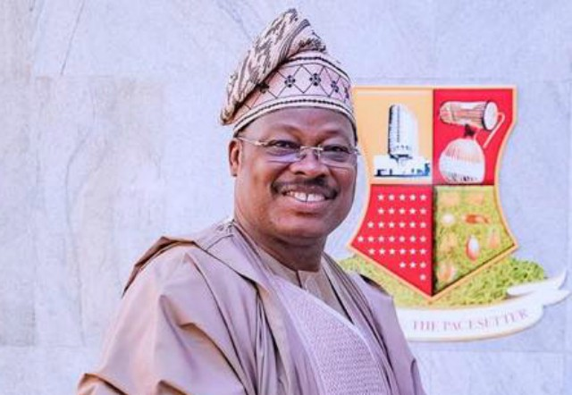 Governor Abiola Ajimobi of Oyo State...