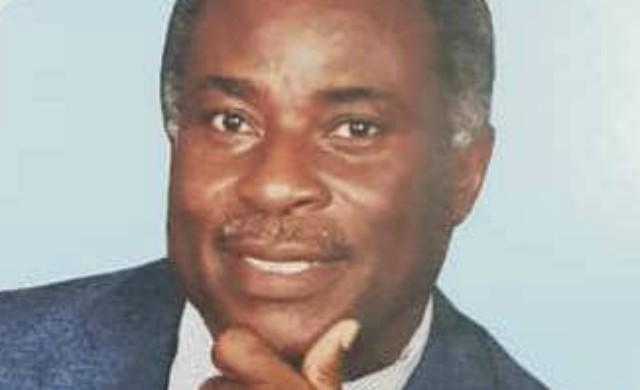 Professor Jesse Abiodun Otegbayo...
