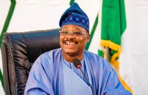 Senator Abiola Ajimobi