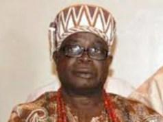 Oba (Sir) Oluwole Ademolaju Adugbole III (OON)