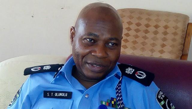 Shina Olukolu...the new police boss in Oyo State...