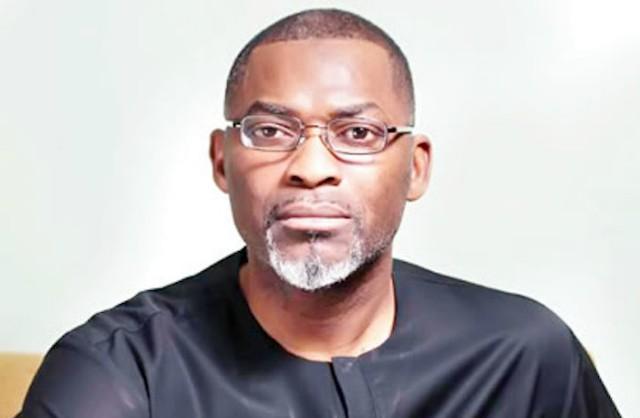 Mr Ayodeji Karim...fully in support of Chief Adebayo Adelabu, Oyo APC's gubernatorial candidate...