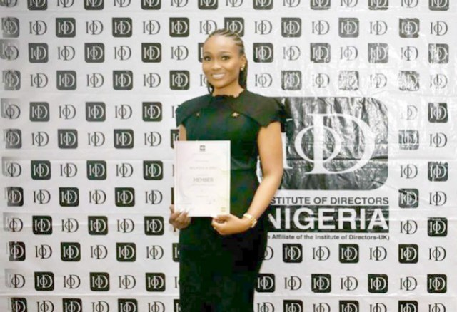 Globacom's Executive Vice Chairman, Mrs Bella Disu