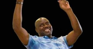 Engr Seyi Makinde...Oyo's Governor-Elect...