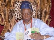 ...the late Olowo of Owo, Oba Folagbade Olateru Olagbegi