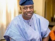 Oyo's Governor-Elect, Engineer Seyi Makinde...