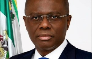 Governor Babajide Sanwo-Olu of Lagos State...to join colleagues in the South West of Nigeria to stop kidnappings...