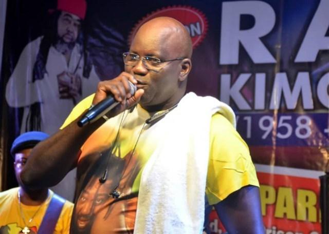 Kunle Onime...the Roots FM Radioman...