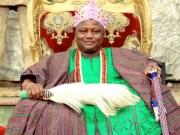...the Ataoja of Osogboland, Oba Jimoh Oyetunji...