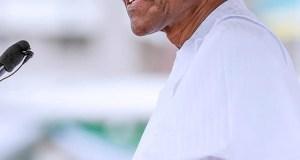 President Muhammadu Buhari...determined...