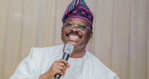 Ex-Governor of Oyo State, Senator Abiola Ajimobi...
