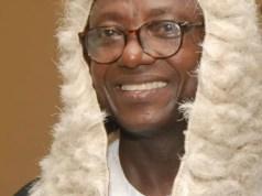 Rt Hon Funminiyi Afuye...the Speaker, Ekiti State House of Assembly...